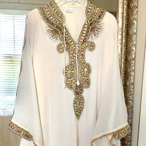 Dresses & Skirts - Kaftan dress abaya